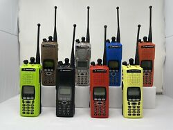 One Motorola Xts5000 Model Iii M3 Uhf R1 380-470mhz H18qdh9pw7an Tuned And Aligned