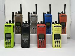 One Motorola Xts5000 Model Iii M3 Uhf R2 450-520mhz H18sdh9pw7an Tuned And Aligned