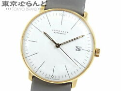 Junghans Max Bill 027 7805 00 Menand039s Used Watch