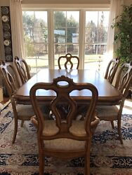 Thomasville Furniture Hills Of Tuscany San Martino And Bibbiano Dining Table And