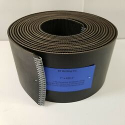 New Holland Br7090 Round Baler Belts Complete Set 3 Ply Roughtop W/ Clipper