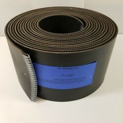 New Holland Br770 Round Baler Belts Complete Set 3 Ply Roughtop W/ Clipper
