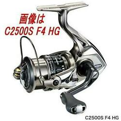 Shimano 17 Complex Ci4+ 2500-s F6 Hg Spinning Reel