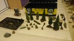Games Workshop Lord Of The Rings Miniatures Soldiers And Scenery Mega Collection
