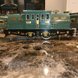 Ives 3237r With 187 188 189 Cars In Cadet Blue