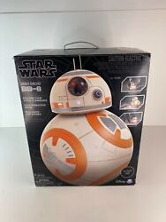Star Wars Bb-8 Fully Interactive Hero Droid Complete W/ Box - Excellent