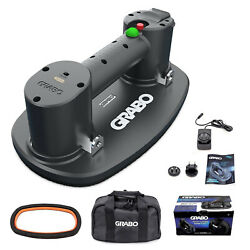 Grabo Electric Vacuum Suction Cup Lifter For Wood Drywall Tile Glass 375lbs Load