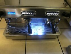 Coffee Machine With Grinder Used