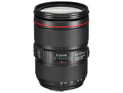 Canon Ef24-105mm F4l Is Ii Usm Lens Japan Ver. New / Free-shipping