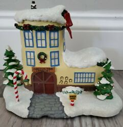 Used Hawthorne Village, Rudolph's Christmas Town, Town Cobbler