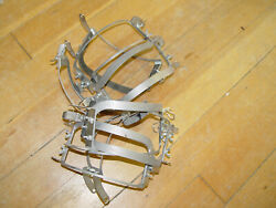 Melco Arc Amaya Xt Xts Embroidery Machine Hat Frames Front Clamp