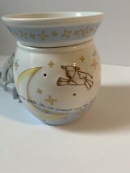 Scentsy Wax Warmer Nursery Rhyme Hey Diddle Diddle Cow Jumped Over Moon