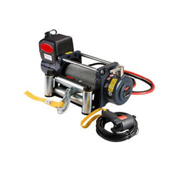 Universal Kds-12.0c 12000lb Pound Recovery Electric Winch 12v Steel Cable Rope K