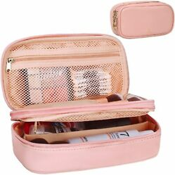 Beauty Relavel Makeup Bag Small Travel Cosmetic For Women Girls Brushes Portable $11.16