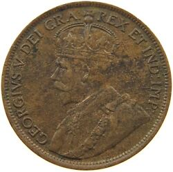 Canada Large Cent 1917 A11 437