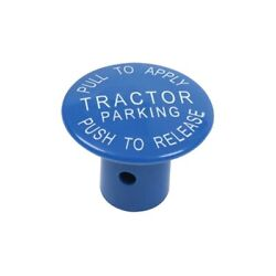 291041 Push Pull Knob W/ Pin Blue Tractor Parking For Pp-8 Replac. Sap291041 New