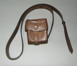 Vz 24 Leather Sling + Ammo Pouch