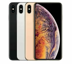 Apple Iphone Xs 64gb / 256gb Space Grey / Gold / Silver Excellent Condition