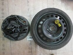 Spare Wheel + Set Tools 115/70 R16 4.0j X 16h2 Et41 Opel Astra H 1.7 2007