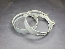 2 Nos A15 Radiator Hose Clamps Ford Model T Vintage 1930-1950andrsquos Autos Trucks