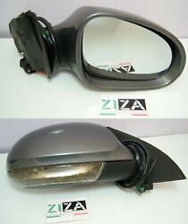Rearview Mirror Outer Right Electric Vw Passat 2006 3c0857934 Grey