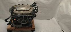 2018 Acura Tlx Engine Assembly 3.5l At Fwd Oem