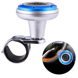 Universal Auto Car Steering Wheel Knob Spinner Handle Suicide Power Ball Turning