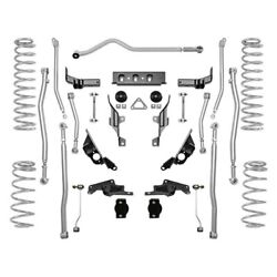 For Jeep Wrangler 18-20 Suspension Lift Kit 1.5-2.5 Extreme Duty 4-link Long