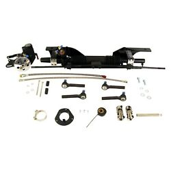 For Ford Mustang 67-70 Unisteer Hydraulic Power Steering Rack And Pinion Kit