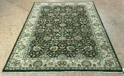 6' X 8'10 Tribal Hand Knotted Area Rug No H 139426