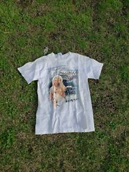 Vintage Taylor Swift Country Tour T Shirt Debut Era Size Small