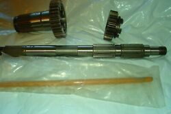 Harley Mainshaft And 5th Gear For Extra Wide Rear Tire For 1990-06
