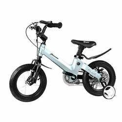 Child Bike Blue Bicycle Childand039s Gift Magnesium Alloy Material Bicycle For Kids B