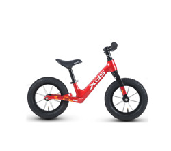 Balance Baby Bike Kids Bicycle Ride On Toys No-pedal 2-7 Year Old Beginners Ski