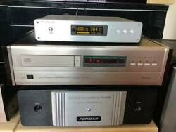 Accuphase Dp-80 Precision Compact Disc Player Transport