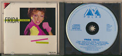 Frida - Shine, Blue Face Polar, Made In West Germany, Non-target, Very Rare Cd