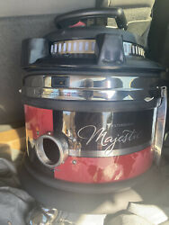 Filter Queen Majestic Vacuum New Unit. + Wand Great Condition Runs Perfe