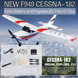 F949 2.4g 3ch Rc Airplane Fixed Wing Plane Outdoor Toys Drone Rtf
