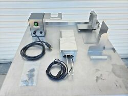 New Rational Variosmoker Combi Therm Oven Smoker Box W/ Power Supply And Mounts