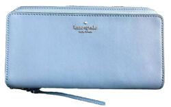Kate Spade Payton Large Carryall Double Zip Wristlet Clutch Wallet Phone Case NW $82.99