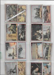 1954 Rare Topps Fighting Marines N.complete Set 95/96 Missing 44