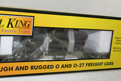 Mth 30-76777 Us Army Flatcar With 6x6x Water Truck