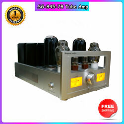 Shuguang Audio Sg-845-7b Stereo Tube Amplifier Tube Amp With Bluetooth 21w+21w