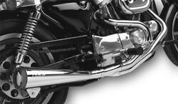 Supertrapp 2-1 Exhaust Satin Finished Stainless Steel