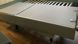 Tempurpedic Twin Xl Adjustable Base With Remote Used