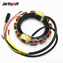 Outboard Stator For Johnson Evinrude 1988-2001120125130135and140hp 9amp