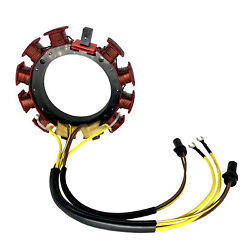 Stator For Johnson Evinrude 1984-1988150,155,175,185,and235hp35amp 582574,583050