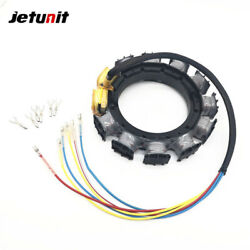 Outboard Stator For Mercury 1987-199745,50,55,60,65,70,75,80,90and95hp-3cyl