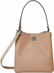 COACH Charlie Bucket 21 Lh Sand Taupe One Size $149.99
