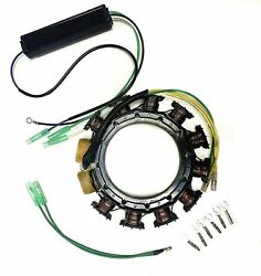 Stator For Mercury Outboard 234cyl 30-125hp 398-832075a3a4a5a6a12a17a21